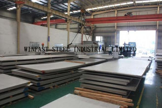 China Warm gewalzte 2507 Superduplexstahlplatte UNS S32750 1,4410 1500 x 6000mm usine